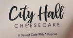 City Hall Cheesecake Oxford Logo